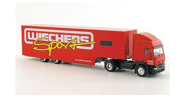 Buy Iveco Et Hd Racing Transporter Trailer Truck Wiechers