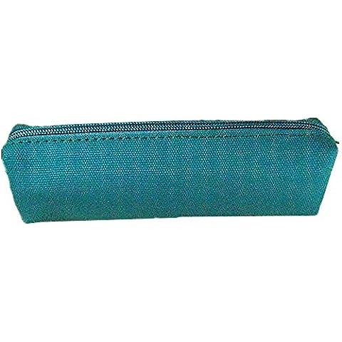 Verde tela semplice pennino portable Articolo studenti/alta qualità personalità bellezza
