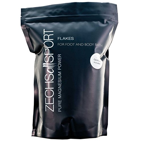 Zechsallsport Pure Magnesium Power Flakes with Optimsm - Power Magnesium