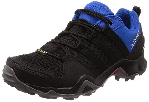 adidas Terrex Ax2R GTX, Zapatillas de Trail Running para Hombre, Negro Negbás/Belazu...