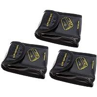 3x Lipo Batterie Akku Tasche Beutel Safe Bag Sicherheit Pouch Für DJI Mavic Pro