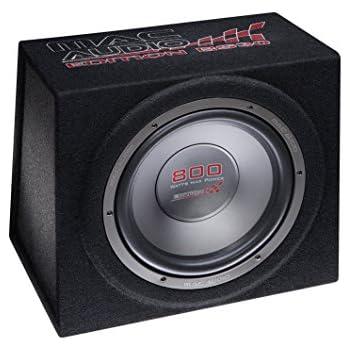 Mac Audio 11036041 Edition BS 30 Subwoofer schwarz