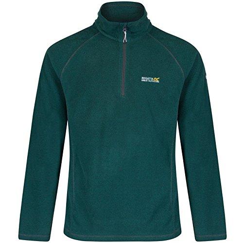 Regatta Herren Montes Fleece XXX-Large Hunter Green Hunter Green-rucksack