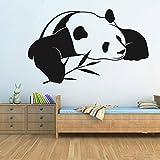 BFMBCH Mignon Panda Sticker Mural Animal Mignon Sticker Jardin d'enfants Chambre...