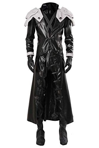 Karnestore Final Fantasy VII: Remake Sephiroth Outfit Cosplay -