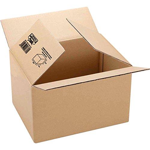 Fixo 18102 Boîte d'emballage 300x200x150cm Marron