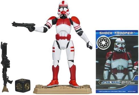 Star Wars - 37284 - Figurine Figurine Movie Legends - Clone Shock Trooper   Bien Connu Pour Sa Fine Qualité
