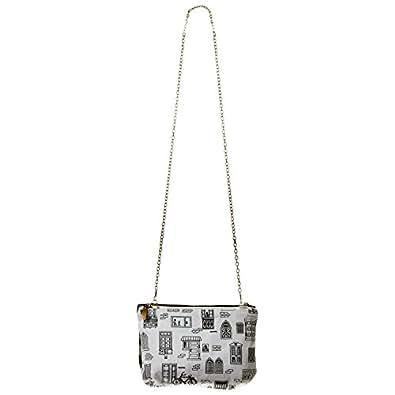 Funk For Hire Sling Bag (White) (ffh-w-tsl-wh03)