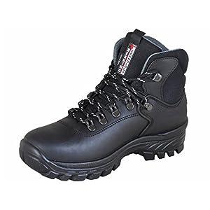 7baff249a08 Grisport Explorer Ladies Lightweight Waterproof Walking Boots Black ...