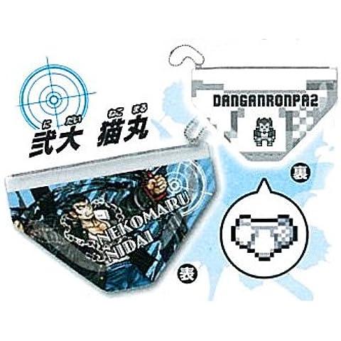Super Dungan Ronpa 2 Sayonara disperazione Gakuen pantaloni portico CHAPT.1 gatto rotondo singolo articolo (japan