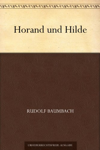 Horand und Hilde