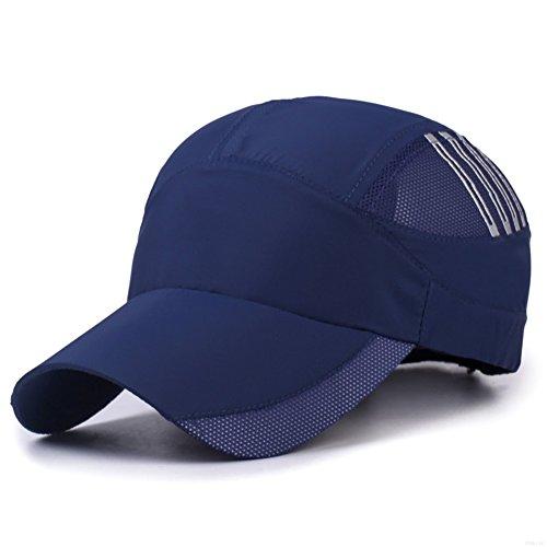 GADIEMENSS-Quick-Dry-Sports-Hat-Lightweight-Breathable-Soft-Outdoor-Running-Cap-Lightweight-series-Dark-Blue