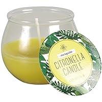 Velas Pinçart Velas de Cera Anti-Mosquitos-Cerabella perfumadas citronella (citronella, 13,x11,5)