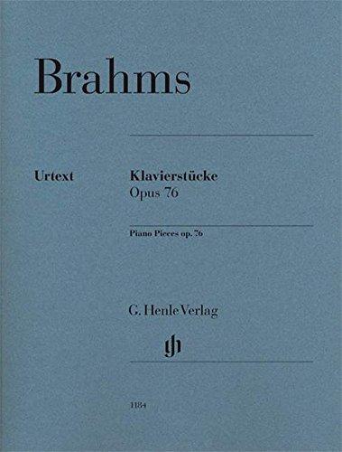 Klavierstücke op. 76