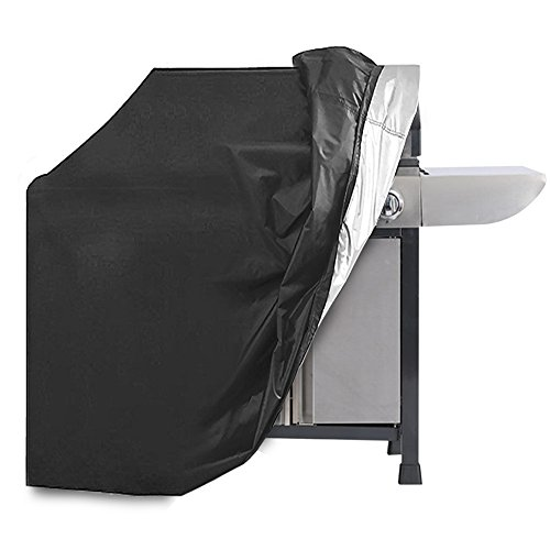 Vegkey Housse Barbecue, Housse Bâche de Protection Barbecue Bache Barbecue, Anti-UV Housse de...
