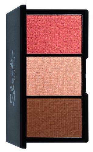Sleek MakeUP Contour de Visage et Fard à Joues Palette Light 20 g