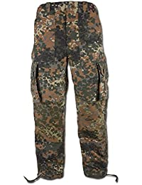 Pantalon treillis Commando lightweight flecktarn