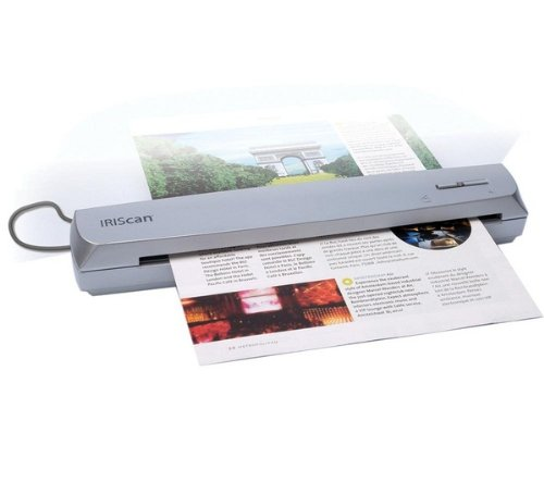 Iriscan 457484 Express 3 Portable Scanner