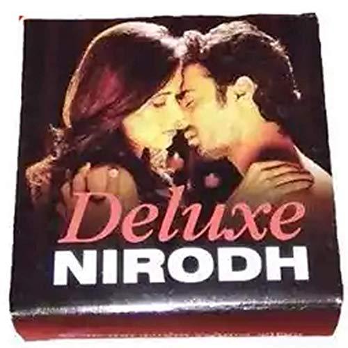 Deluxe Nirodh Condoms-120 Pieces