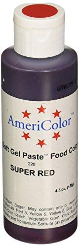 americolor-133ml-liquid-gel-food-color-45-ounce-super-red-by-americolor