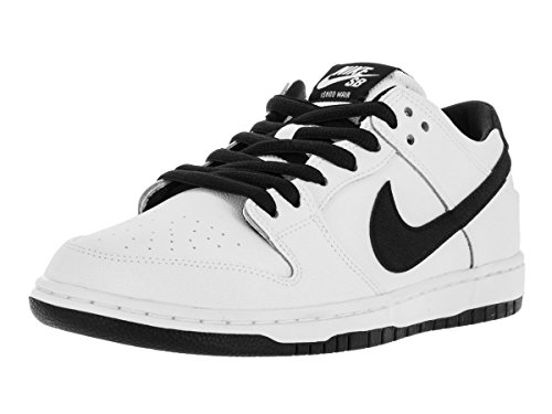 Nike Herren Dunk Low Pro Iw Turnschuhe Blanco (White / Black-White)
