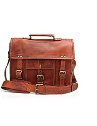 Barello Winchester cartable en cuir sac en bandoulière sac porté épaule sacoche en cuir sac business homme femme