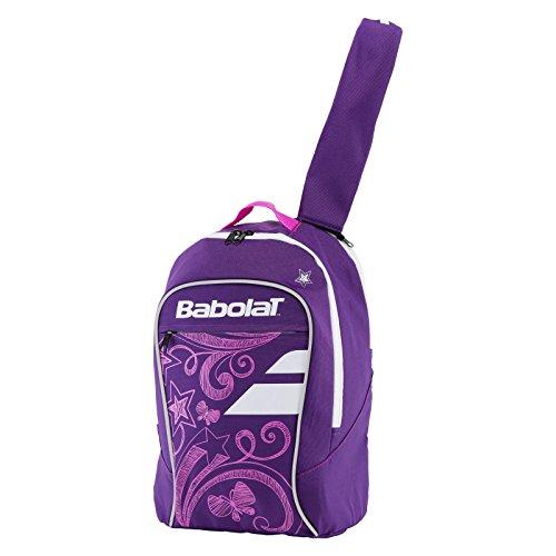 Babolat Backpack Junior Club Rucksack, Lila, 68 x 40 x 20 cm
