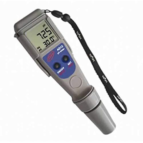 ADWA AD12 Misuratore Impermeabile pH e Tester Alta Precisione della Temperatura |...