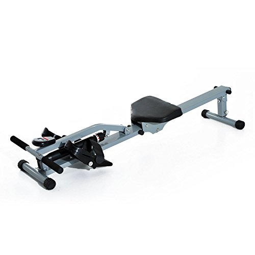HOMCOM Cardio Rower