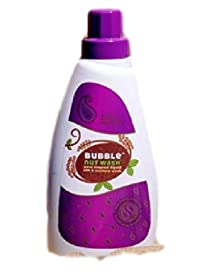 BubbleNut Wash Pure Soapnut Liquid – Silk & Woolen wash