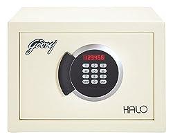 Godrej Halo Digital Home Safe (Ivory) FREE DEMO