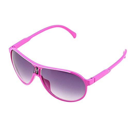CHOULI Child Cool Children Boys Girls Kids Plastic Frame Sunglasses Goggles Eyewear Pink