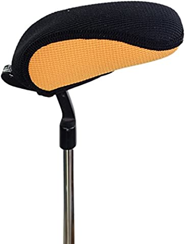 Stealth Putter Boote Couvre-fer, jaune