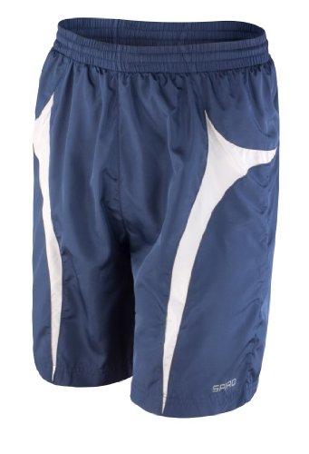 Spiro Micro-Lite Short de l'équipe Bleu - Bleu marine