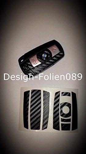 design-folien089-motif-carbone-pour-cles-key-noir