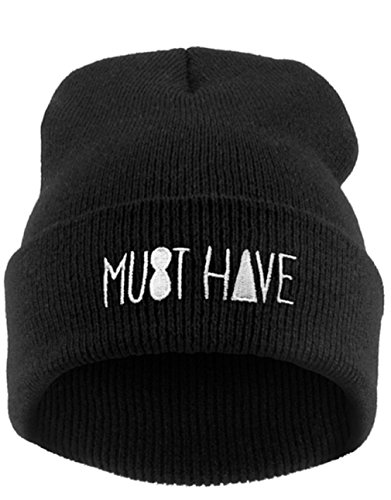 Comme Des Fuckdown Beanie Cappello 1994 bad hair day meow hi mom mustache (must have)