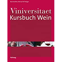 Viniversitaet -  Kursbuch Wein