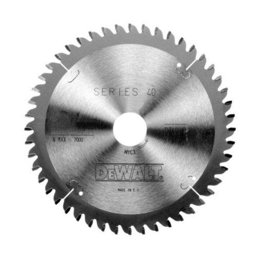 DeWalt Stationärkreissägeblatt/Kreissägeblatt Extreme (305/30mm 96TFZ, extra feines Finish (Furniern, Aluminium und Kunststoffen)), DT4290 (Dewalt Finish)