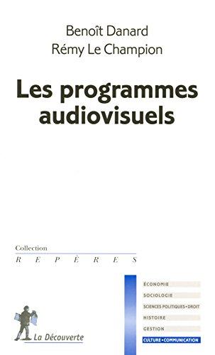 programmes-audiovisuels