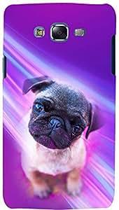 Printswag 3D-PS-SAMJ7-D1073 Back Cover for Samsung Galaxy J7