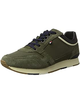 Tommy Hilfiger Herren L2285eeds 1 C2 Sneaker Dekollete