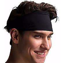 seleziona per ufficiale sito affidabile modellazione duratura fascia capelli uomo - Amazon.it