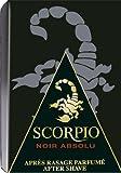 Scorpio - Après-Rasage - Noir Absolu - Flacon 100 ml