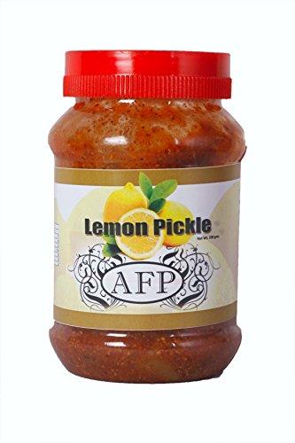 Afp Lemon Pickle - 200g