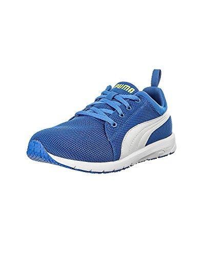 Puma Carson Runner Jr blau - weiß