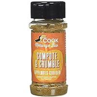 Cook Mélange Compote Crumble Bio 35 g