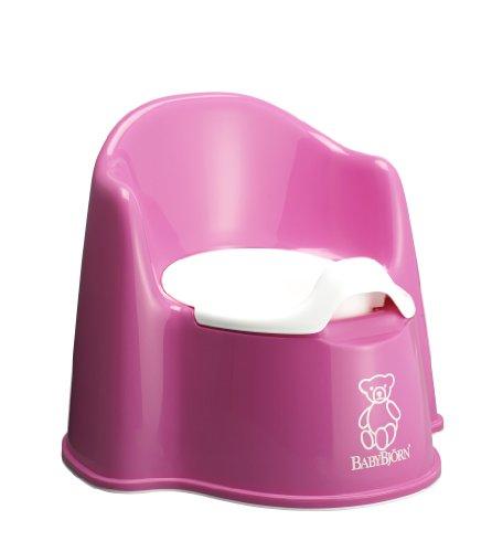 BabyBjörn 055155 - Orinal sillón, color rosa