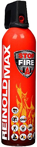 feuerloescher spray Lönartz® 750 Feuerlöschspray (Feuerlöscher) (auch für Fettbrände, 750g netto) Reinold Max