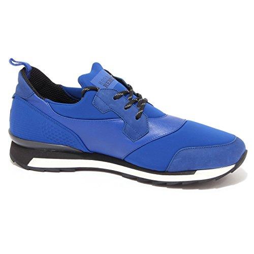 3801Q sneaker uomo HOGAN REBEL scarpe blu shoes men Blu elettrico
