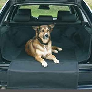 Dog Car Boot Protector With Apron Non Slip - Suitable For Most Cars from TRIXIE